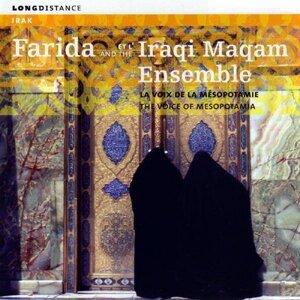The Iraqi Maqam Ensemble, Farida 歌手頭像
