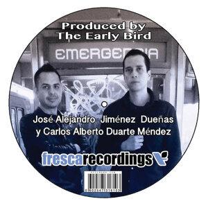 The Early Bird, José Alejandro Jiménez Dueñas, Carlos Alberto Duarte Méndez 歌手頭像