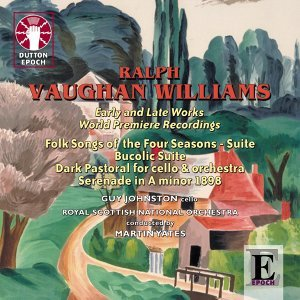 Ralph Vaughan Williams, Royal Scottish National Orchestra 歌手頭像