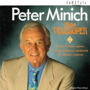 Peter Minich, Melanie Holliday, Uwe Theimer, Wiener Opernball Orchester 歌手頭像
