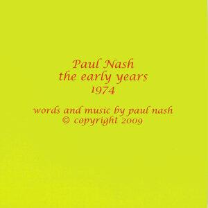 Paul Nash 歌手頭像