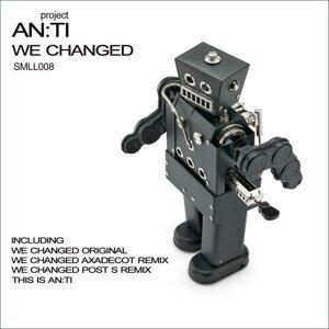 Project ANTI 歌手頭像