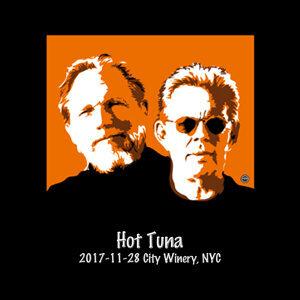 Hot Tuna (熱鮪魚合唱團)