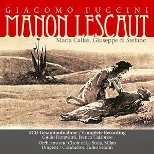 Giacomo Puccini, Maria Callas 歌手頭像
