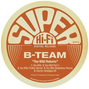 B-Team 歌手頭像