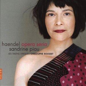 Sandrine Piau, Les Talens Lyriques, Christophe Rousset 歌手頭像