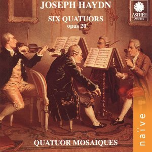 Quatuor Mosaïques, Erich Hörbarth, Andrea Bischof, Anita Mitterer, Christophe Coin 歌手頭像