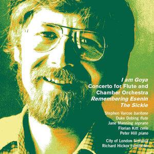 Duke Dobing, flute/ City of London Sinfonia/ Richard Hickox, conductor