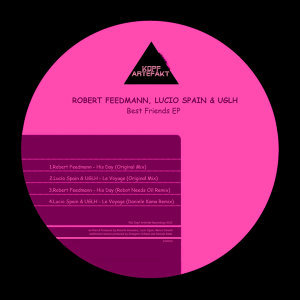 Robert Feedmann, Lucio Spain & UGLH 歌手頭像