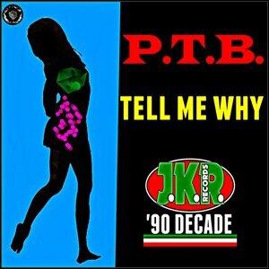P.T.B. 歌手頭像