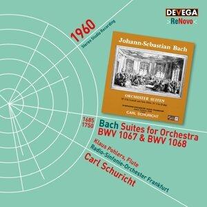 Klaus Pohlers, Carl Schuricht, Radio-Sinfonie-Orchester Frankfurt 歌手頭像