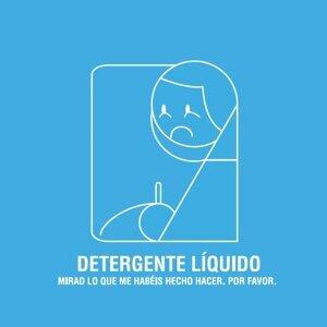Detergente líquido 歌手頭像