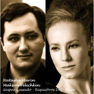 Natasha Marin, Maksim Velichkin 歌手頭像