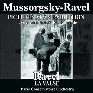 L'Orchestre De La Suisse Romande and  Paris Conservatoire Orchestra with Ernst Ansermet 歌手頭像