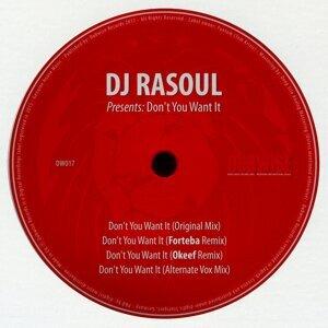 DJ Rasoul 歌手頭像