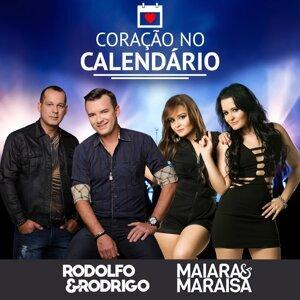 Rodolfo & Rodrigo Feat. Maiara & Maraisa 歌手頭像
