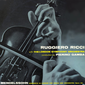 Ruggiero Ricci 歌手頭像