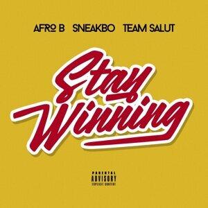 Afro B, Sneakbo, Team Salut 歌手頭像