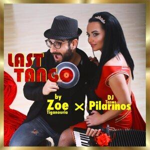 Zoe Tiganouria, Tasos Pilarinos 歌手頭像