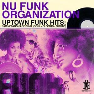 Nu Funk Organization 歌手頭像