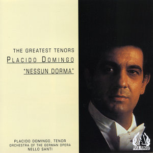Tenor: Placido Domingo And The Orchestra Of The German Opera (nello Santi)