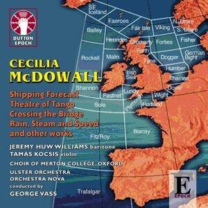 Cecilia McDowall, Ulster orchestra, Orchestra Nova Ensemble 歌手頭像