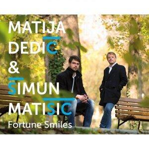 Matija Dedić, Šimun Matišić 歌手頭像