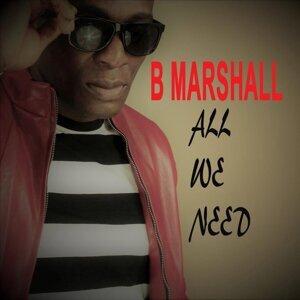 B Marshall 歌手頭像