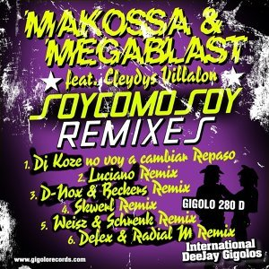 Makossa & Megablast feat. Cleydys Villalon 歌手頭像