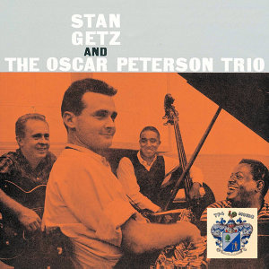 Stan Getz and The Oscar Peterson Trio アーティスト写真
