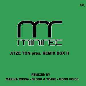 Marika Rossa, Blood & Tears, Mono Voice 歌手頭像