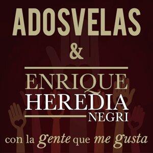 A Dos Velas, Enrique Heredia ¨Negri¨ 歌手頭像
