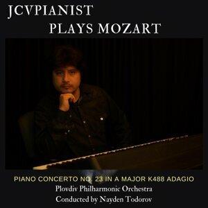 JCVPianist, Plovdiv Philharmonic Orchestra, Nayden Todorov 歌手頭像