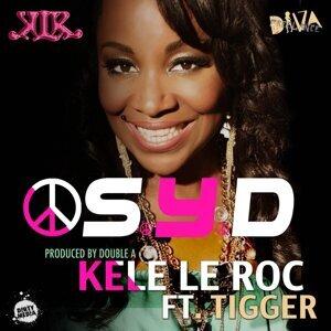 Kele Le Roc, Tigga 歌手頭像