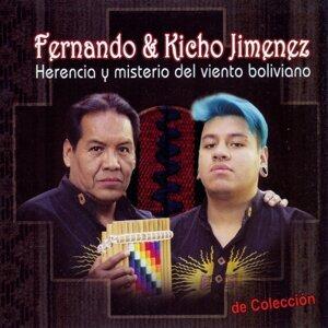 Kicho Jiménez, Fernando Jiménez 歌手頭像
