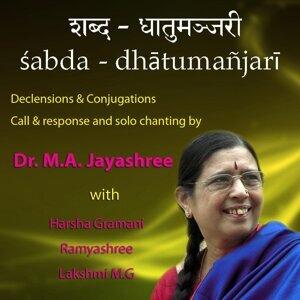 Dr. M. A. Jayashree 歌手頭像