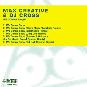 Max Creative, DJ Cross, Dj Cross 歌手頭像