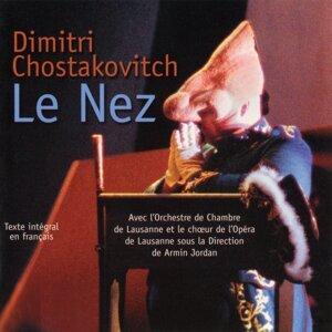 Orchestre de chambre de Lausanne, Choeur de l'Opéra de Lausanne 歌手頭像