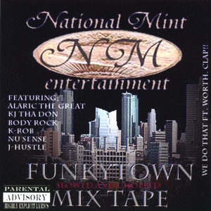 National Mint Entertainment 歌手頭像