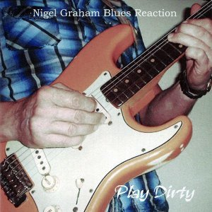 The Nigel Graham Blues Reaction 歌手頭像