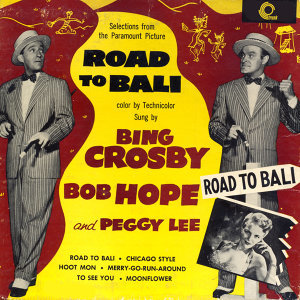 Bing Crosby, Bob Hope with Peggy Lee 歌手頭像