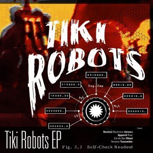 Tiki Robots 歌手頭像