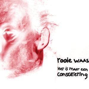 Rooie Waas