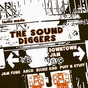 The Sound Diggers 歌手頭像