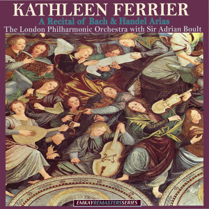 Kathleen Ferrier with Sir Adrian Boult and The London Philharmonic Orchestra 歌手頭像