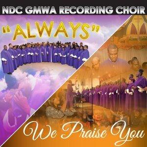 NDC GMWA Recording Choir 歌手頭像