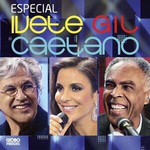 Ivete Sangalo, Gilberto Gil, Caetano Veloso 歌手頭像