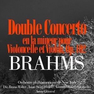 Orchestre philharmonique de New York, Bruno Walter, Isaac Stern, Leonard Rose 歌手頭像