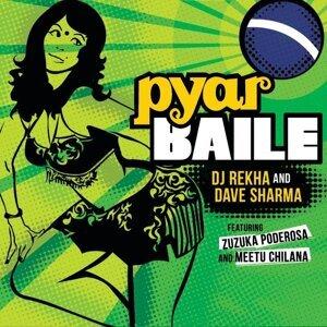 DJ Rekha, Dave Sharma 歌手頭像