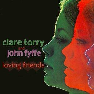 Clare Torry, John Fyffe 歌手頭像